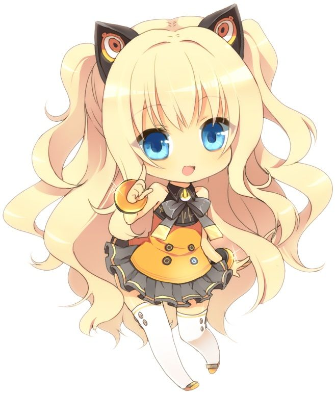 vocaloid seeu chibi coloring pages - photo#35
